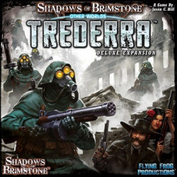 Shadows of Brimstone: Trederra Other Worlds Deluxe Expansion