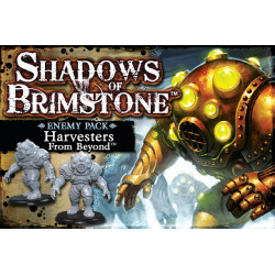 Shadows of Brimstone: Harvesters From Beyond Enemy Pack