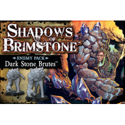 Shadows of Brimstone: Dark Stone Brutes Enemy Pack