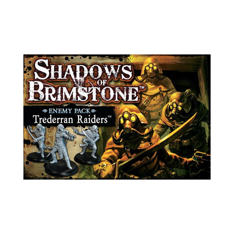 Shadows of Brimstone: Trederran Raiders Enemy Pack