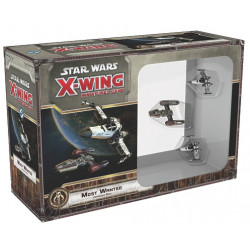 Star Wars: X-Wing Miniatures Game – Most Wanted Expansion Pack
