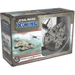 Star Wars: X-Wing Miniatures Game – Heroes of the Resistance...