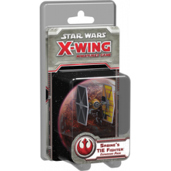 Star Wars: X-Wing Miniatures Game – Sabine's TIE Fighter Expansion...