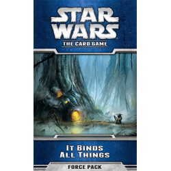 Star Wars: The Card Game – It Binds All Things