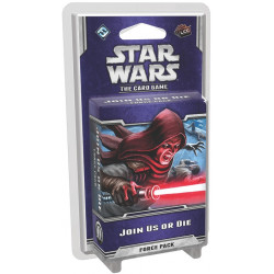 Star Wars: The Card Game – Join Us or Die