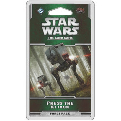 Star Wars: The Card Game – Press the Attack