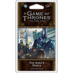 A Game of Thrones: The Card Game (Second Edition) – The King's Peace