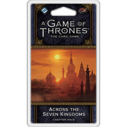A Game of Thrones: The Card Game (Second Edition) – Across the...