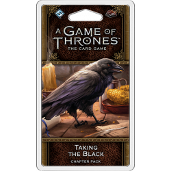 A Game of Thrones: The Card Game (Second edition) – Taking the Black