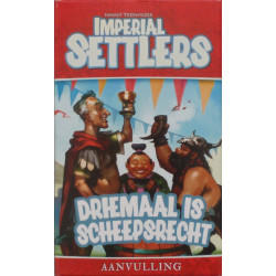 Imperial Settlers: Driemaal is scheepsrecht