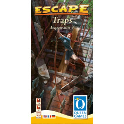 Escape: The Curse of the Temple – Traps