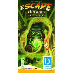 Escape: The Curse of the Temple – Illusions