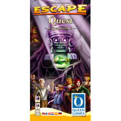 Escape: The Curse of the Temple – Quest