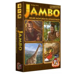 Jambo: Nieuwe avonturen en...