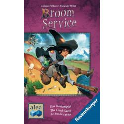 Broom Service: Le Jeu de Cartes