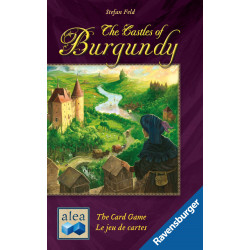 The Castles of Burgundy: Das Kartenspiel