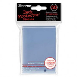 Ultra-Pro Clear Standard Deck Protectors
