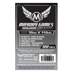 Mayday Sleeves: Magnum Size 70x110mm (100p)