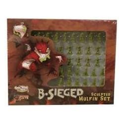 B-Sieged: Sculpted Mulfin Set