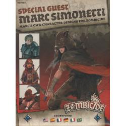 Zombicide: Black Plague Special Guest Box – Marc Simonetti