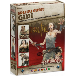 Zombicide: Black Plague Special Guest Box – Gipi