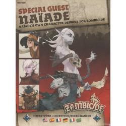 Zombicide: Black Plague Special Guest Box – Naïade