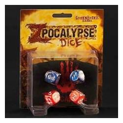 Zpocalypse: Deluxe Dice Set
