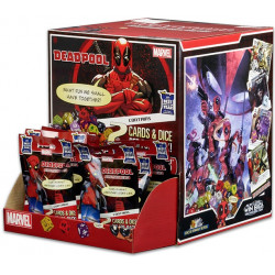 Marvel Dice Masters: Deadpool - booster