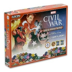 Marvel Dice Masters: Civil War – Collector's Box