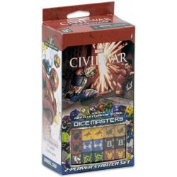 Marvel Dice Masters: Civil War - booster