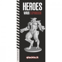 Virus Heroes Expansion