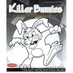 Killer Bunnies and the Quest for the Magic Carrot Twilight WHITE...