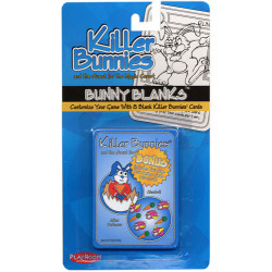 Killer Bunnies Bunny Blanks 2