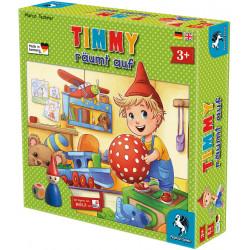 Timmy räumt auf