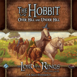 The Lord of the Rings: The Card Game – The Hobbit: Over Hill and...