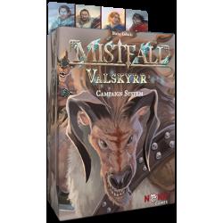 Mistfall: Valskyrr – Campaign System