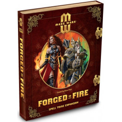 Mage Wars: Forged in Fire –...