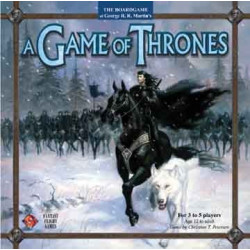 A Game of Thrones (first edition)