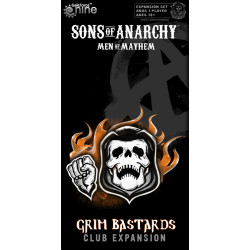 Sons of Anarchy: Men of Mayhem – Grim Bastards Club Expansion