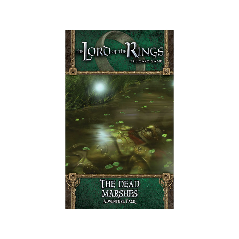 how to play lord of the rings card game