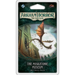 Arkham Horror: The Card Game – The Miskatonic Museum Mythos Pack