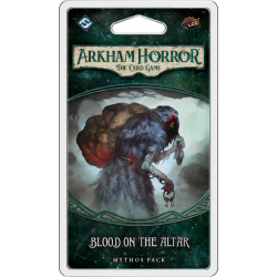 Arkham Horror: The Card Game – Blood on the Altar Mythos Pack