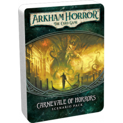 Arkham Horror: The Card Game – Carnevale of Horrors Scenario Pack