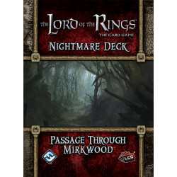 The Lord of the Rings: The Card Game – Nightmare Deck: Passage...