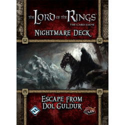 The Lord of the Rings: The Card Game – Nightmare Deck: Escape from...