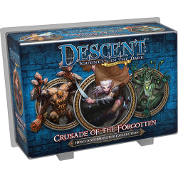 Descent: Journeys in the Dark (Second Edition) – Crusade of the...
