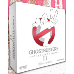Ghostbusters: The Board Game II + stretch goals