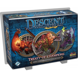 Descent: Journeys in the Dark (Second Edition) – Treaty of Champions