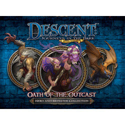 Descent: Journeys in the Dark (Second Edition) – Oath of the Outcast