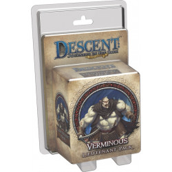 Descent: Journeys in the Dark (Second Edition) – Verminous...